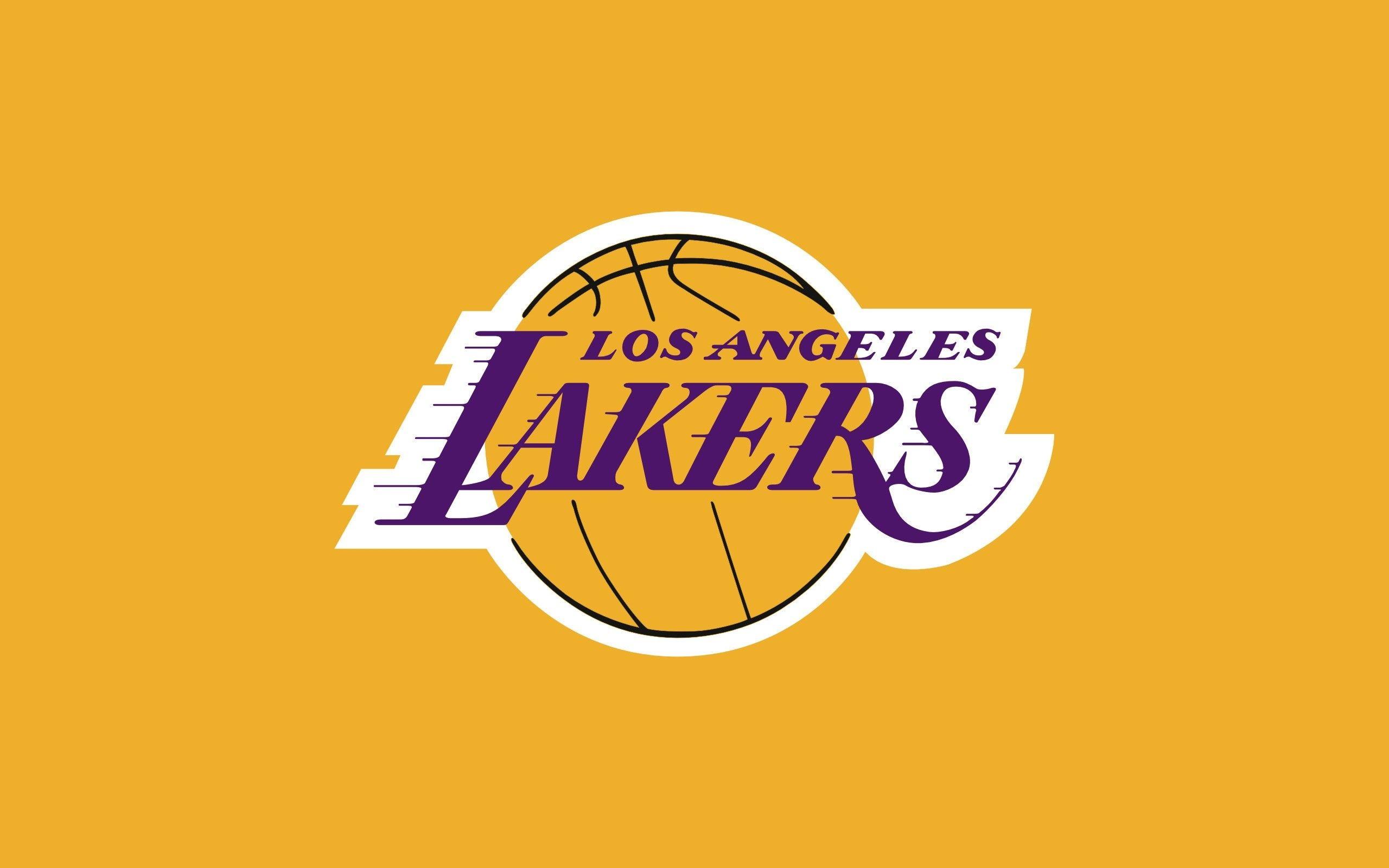 Il logo dei Lakers