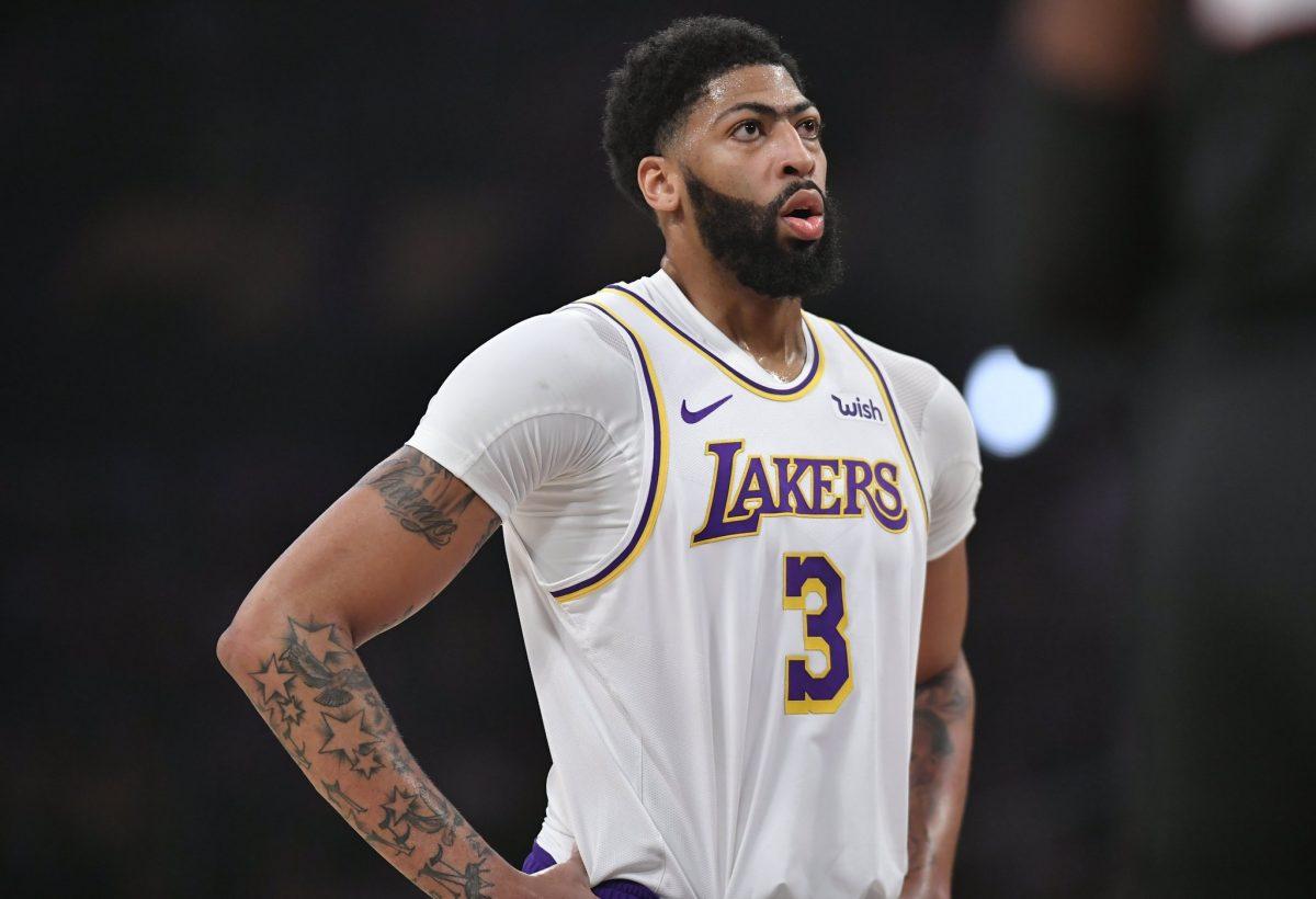 Davis Ala dei Lakers