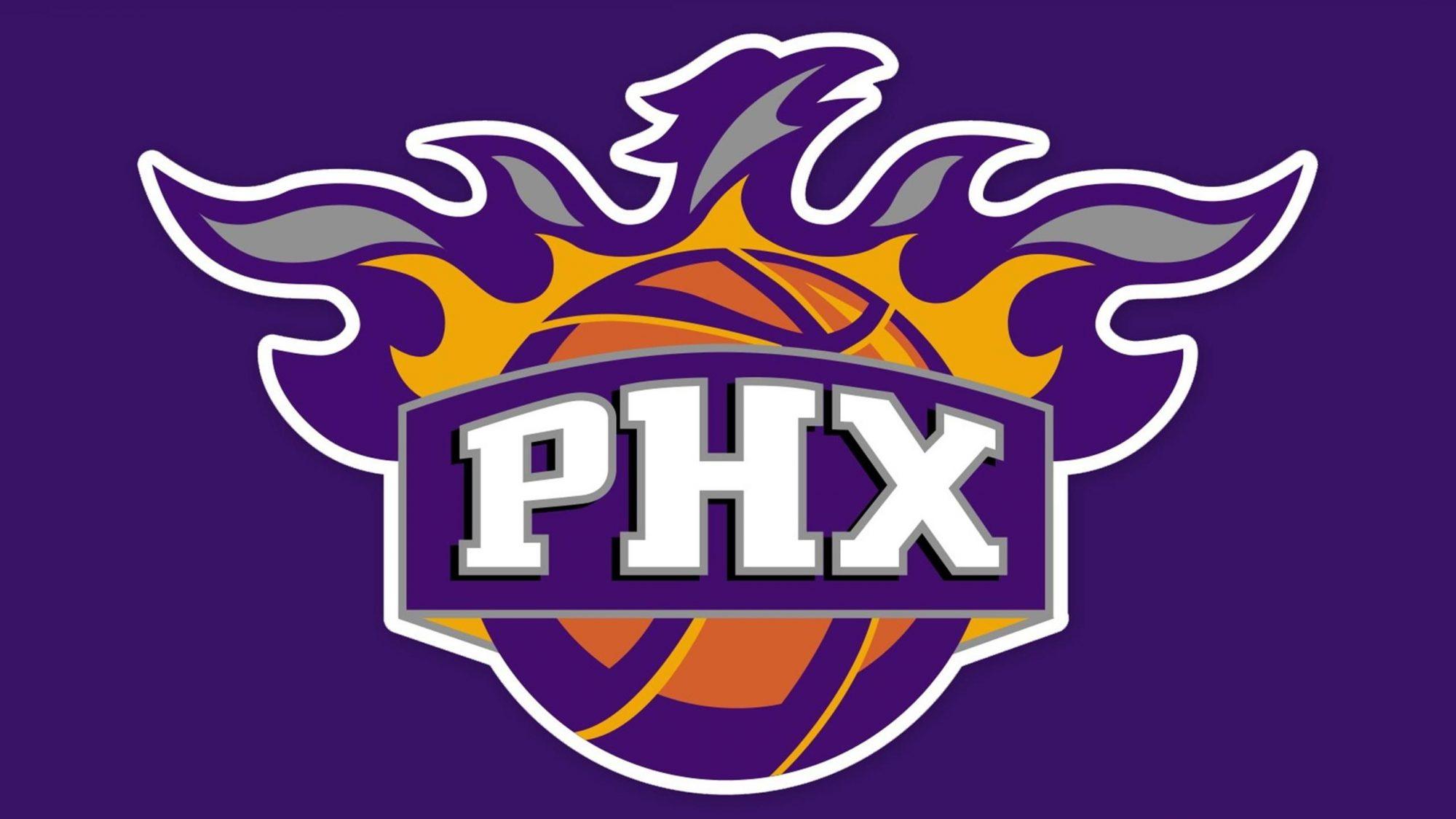 Il logo dei Suns