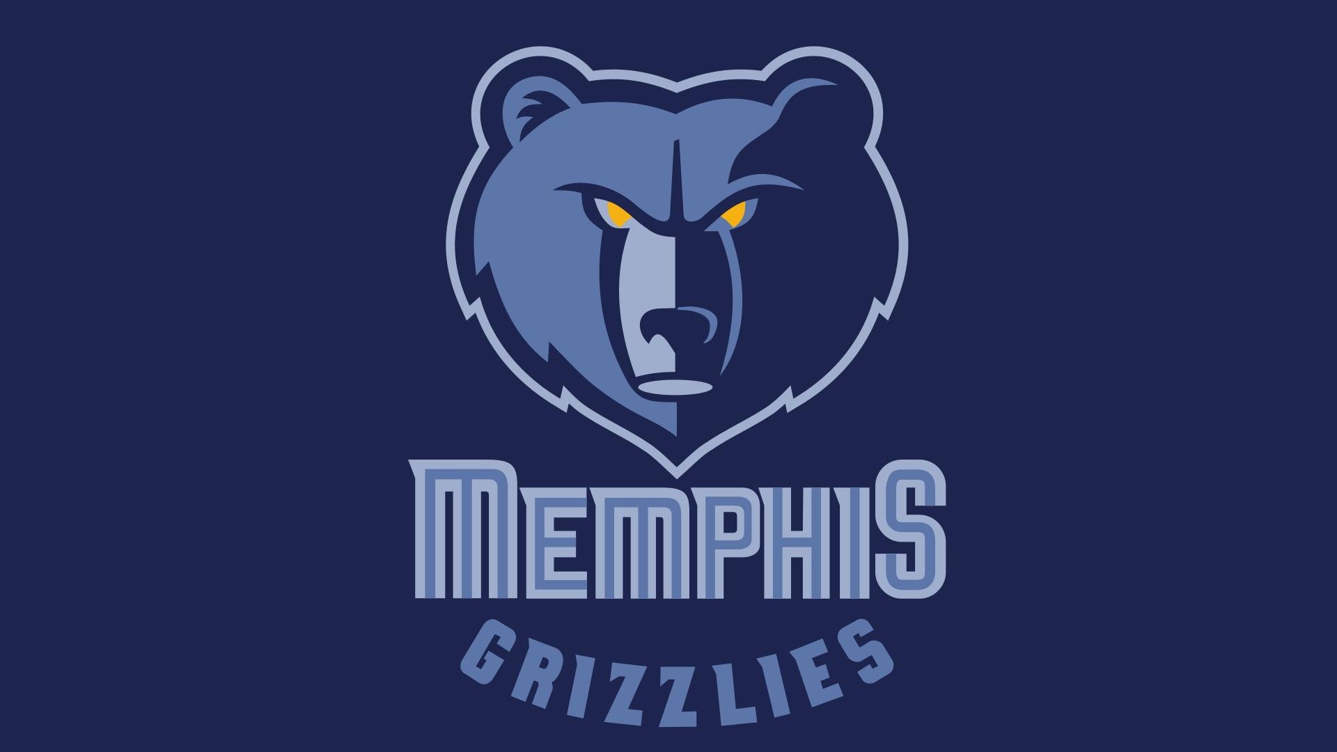 Il logo dei Grizzlies