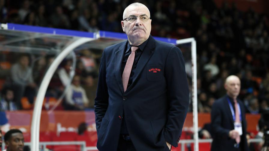 Repesa coach Pesaro