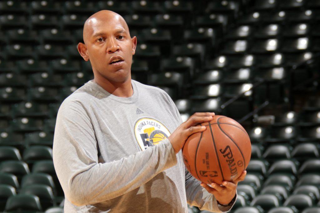 Popeye Jones, ex assistente allenatore degli Indiana Pacers