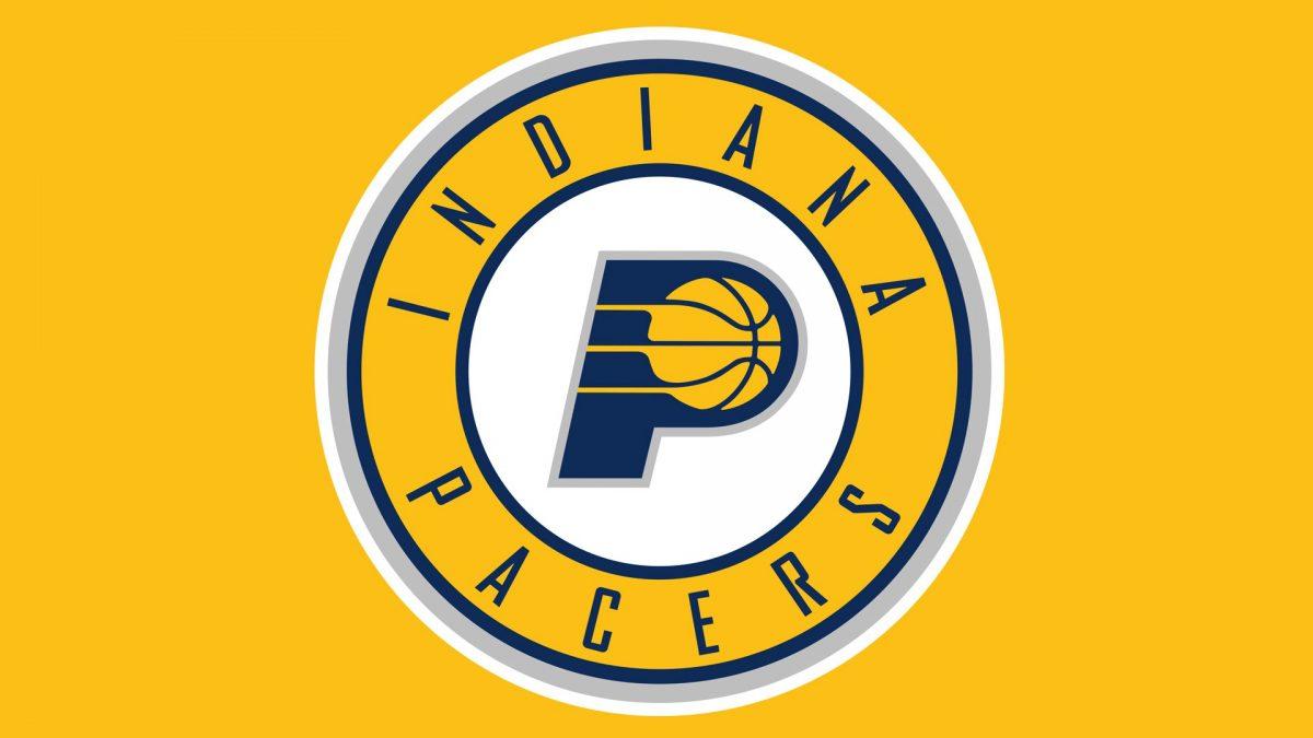 Il logo dei Pacers