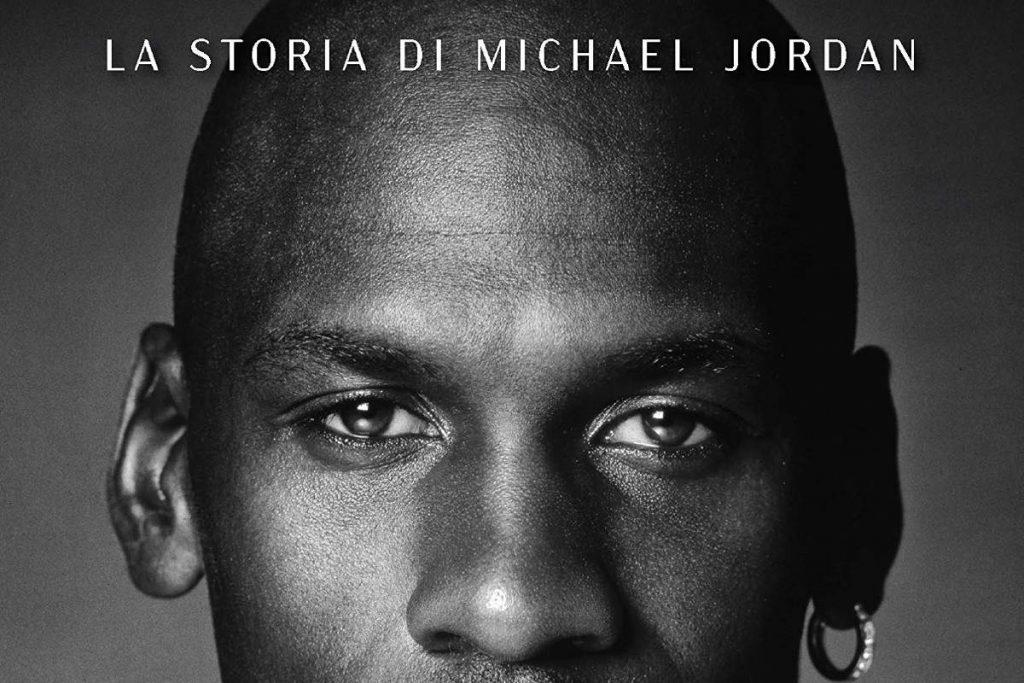 Copertina del Libro Air. La storia di Michael Jordan