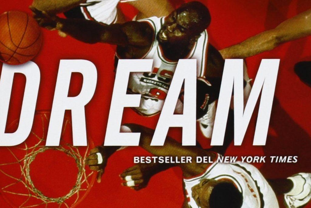 Copertina Libro Dream Team di Jack McCallum