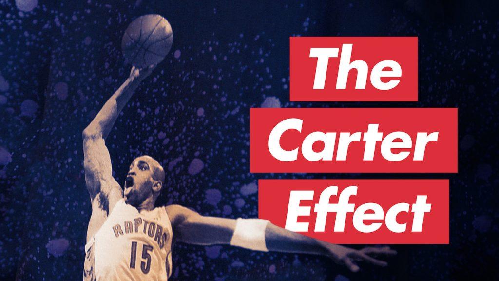 The Carter Effect locandina film basket
