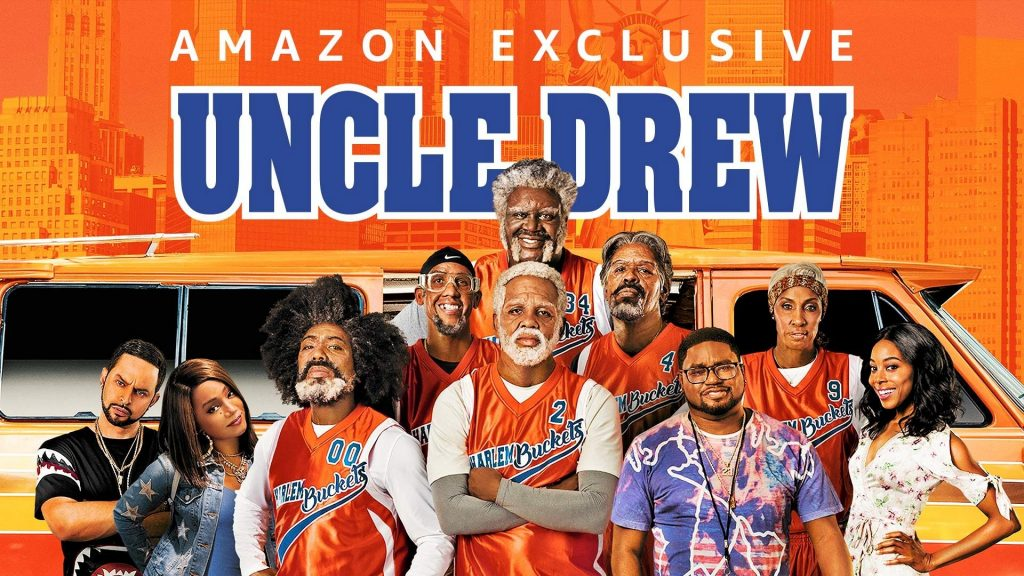 Uncle Drew locandina film basket