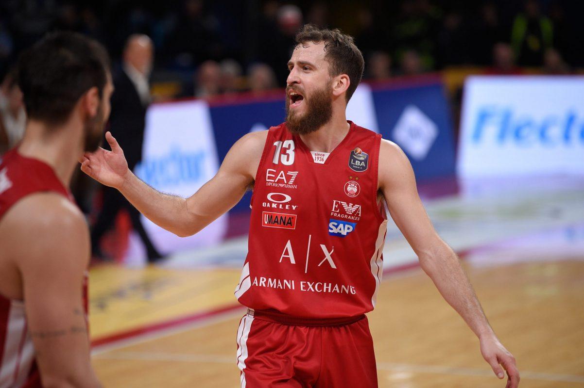 Rodriguez in azione con Milano
