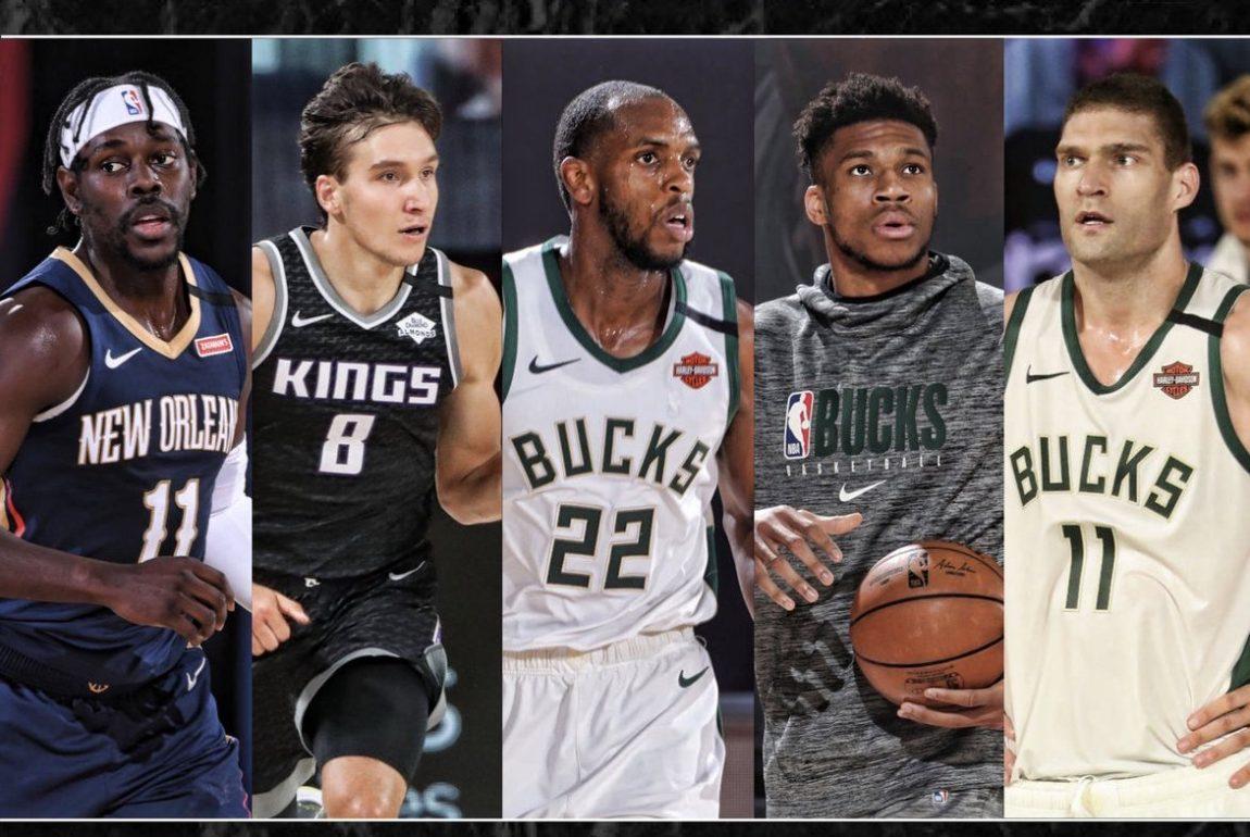 Bucks Lineup