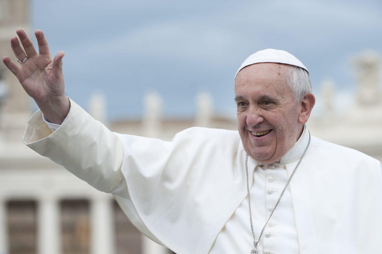 Papa Francesco in Vaticano