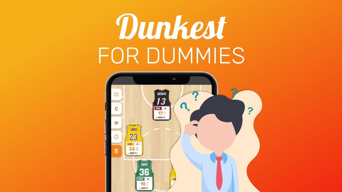 Guida al fantabasket NBA di Dunkest