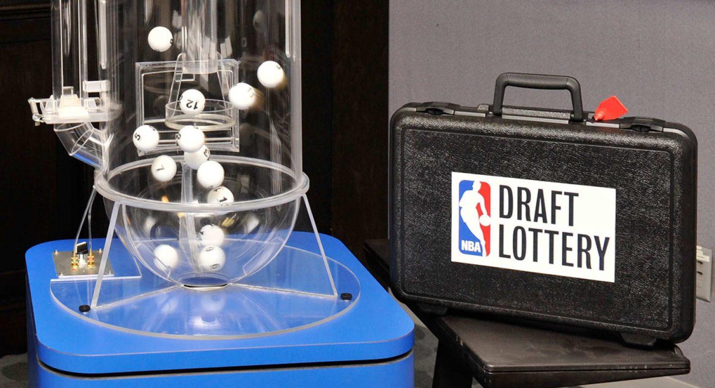 La lotteria del Draft