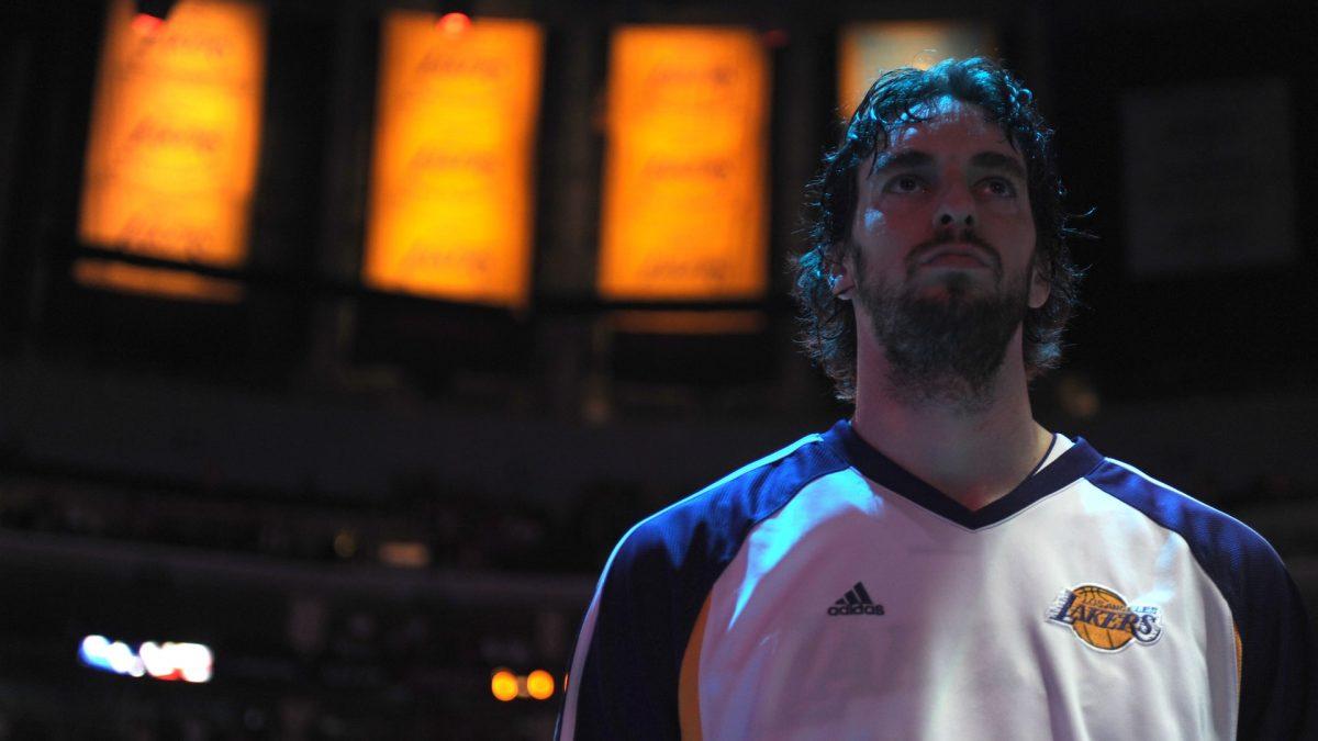 Pau Gasol ex centro dei Lakers