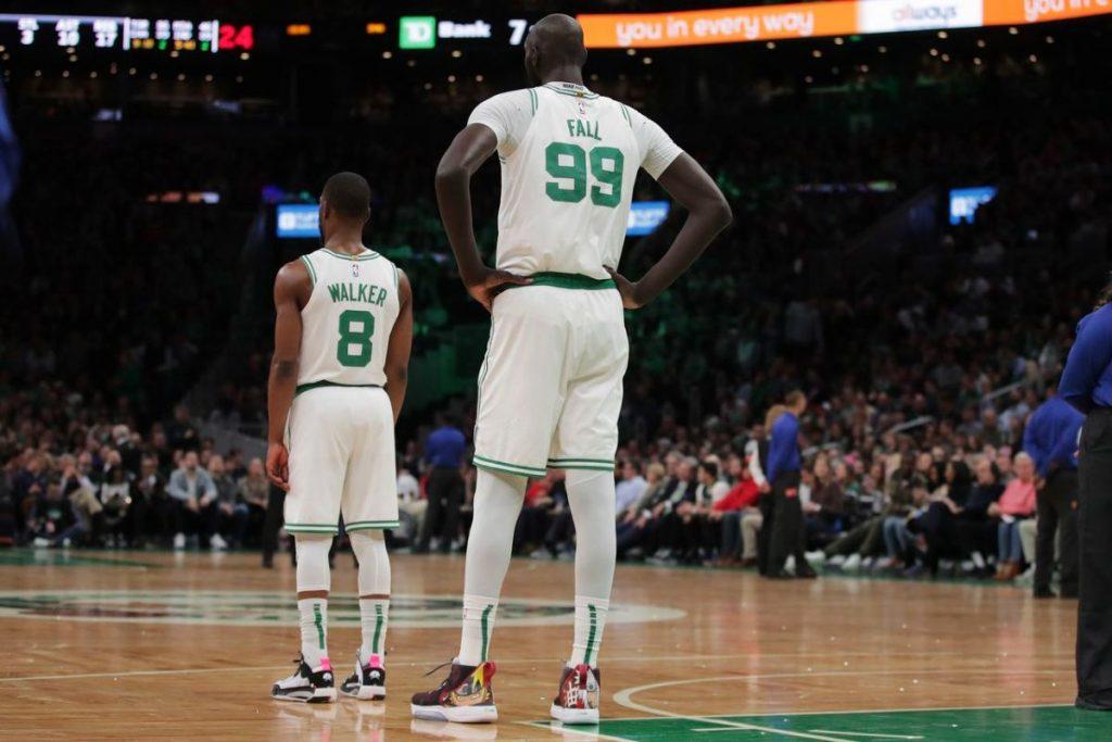 Tacko Fall ai Boston Celtics