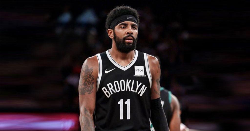 Kyrie Irving,Brooklyn Nets