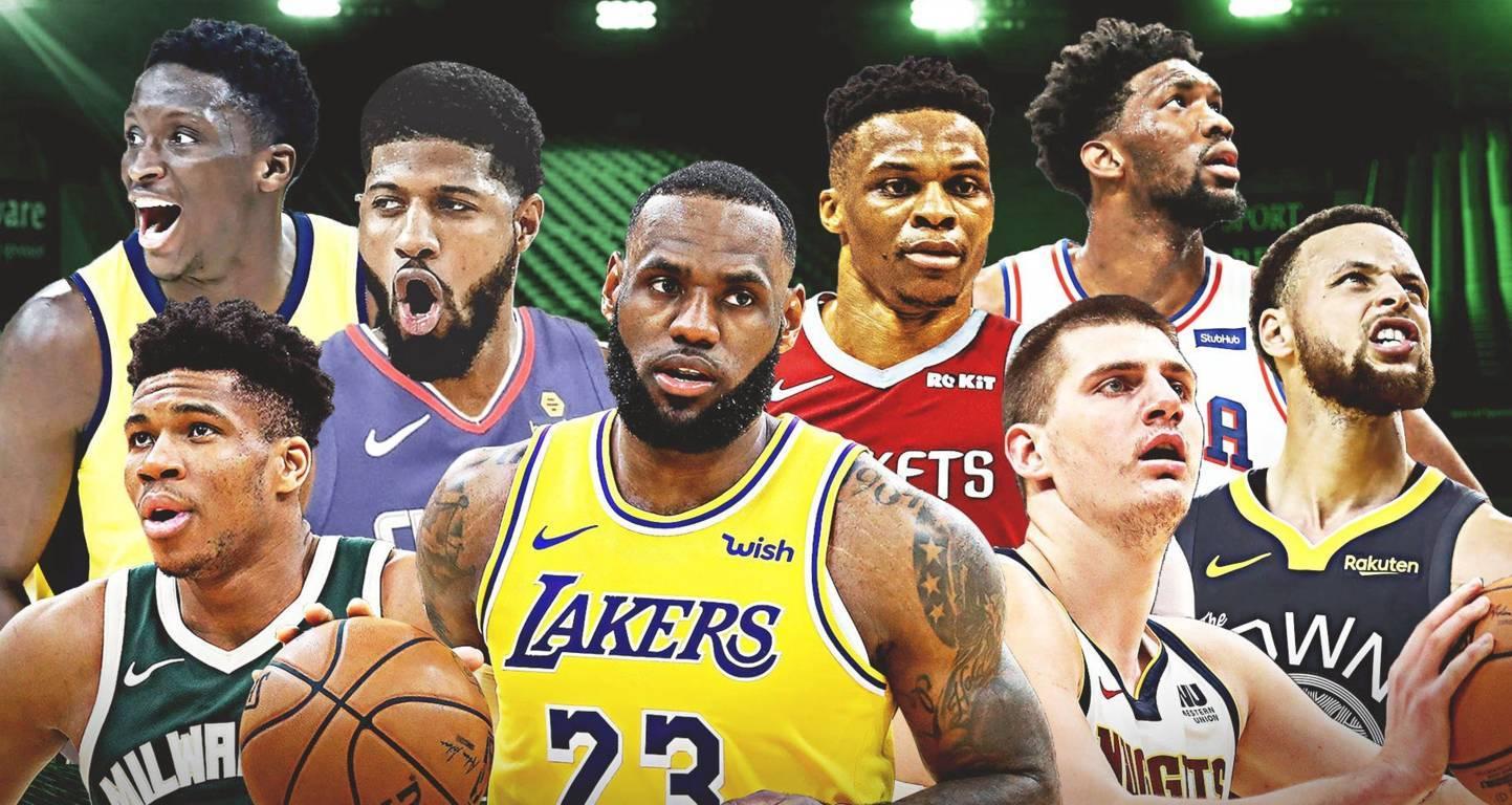 NBA Players 2020