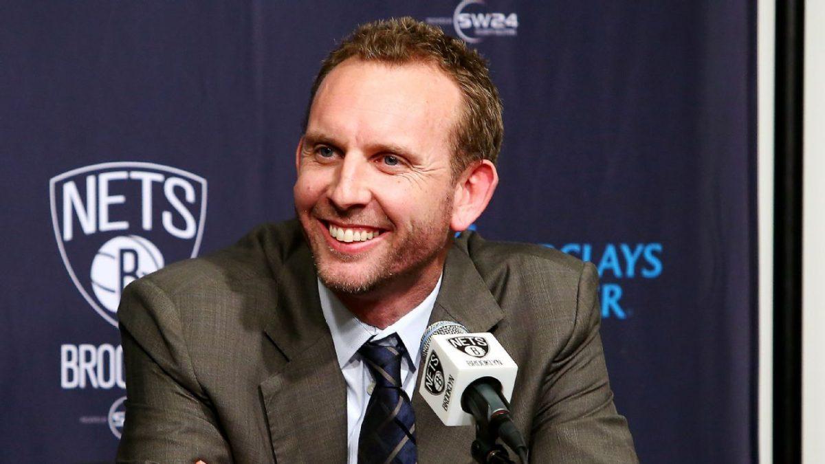 Sean Marks, GM dei Brooklyn Nets