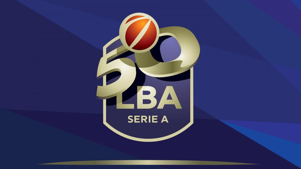 Logo LBA 50 anni