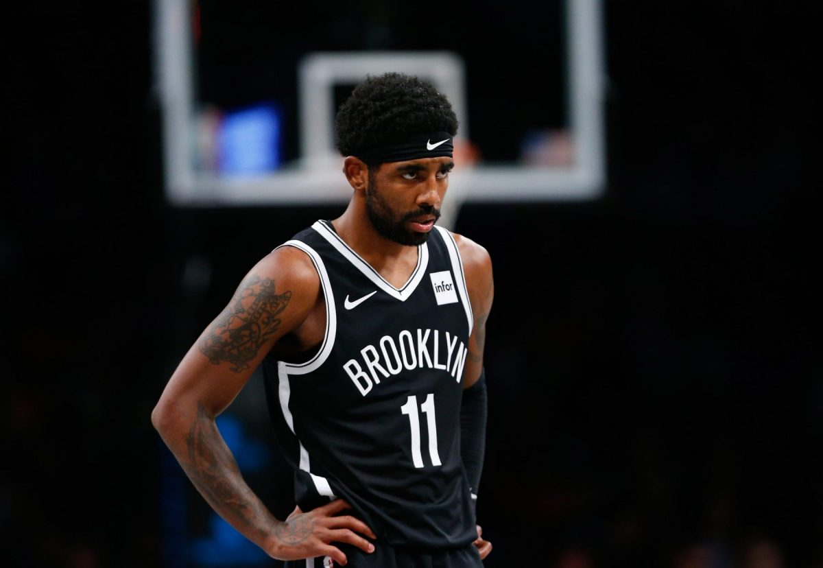 Kyrie Irving coi Brooklyn Nets
