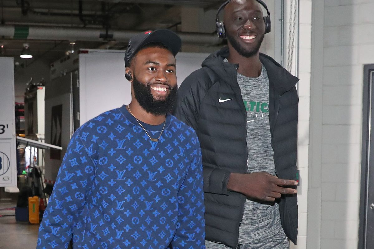 Brown e Tacko