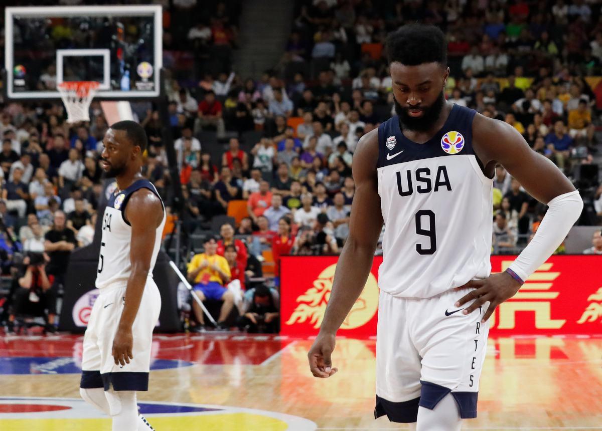 Team USA ai mondiali 2019