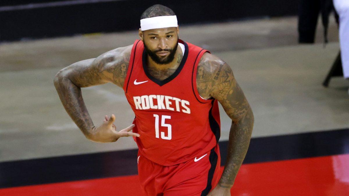 Cousins in azione coi Rockets
