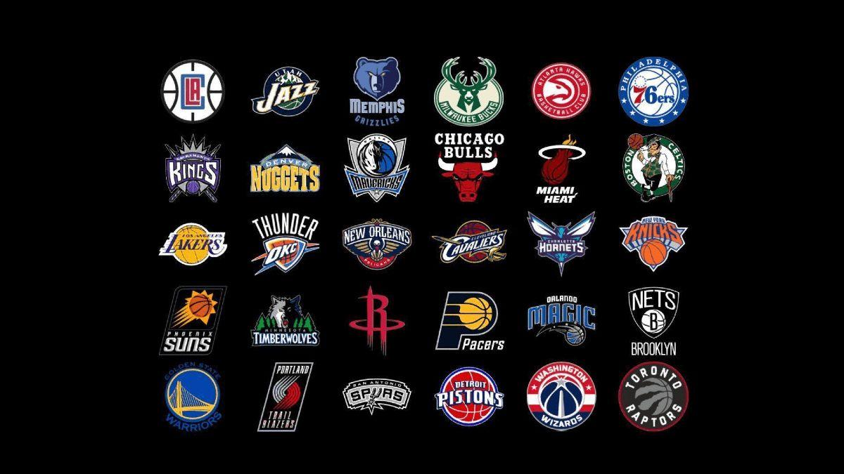 Loghi Squadre NBA