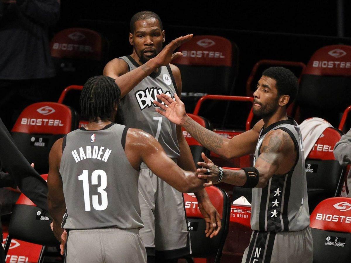 I Big Three dei Brooklyn Nets