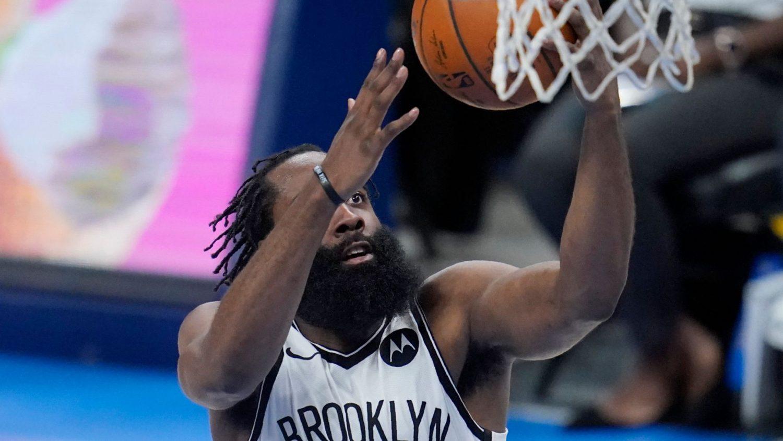 Harden Guardia dei Nets