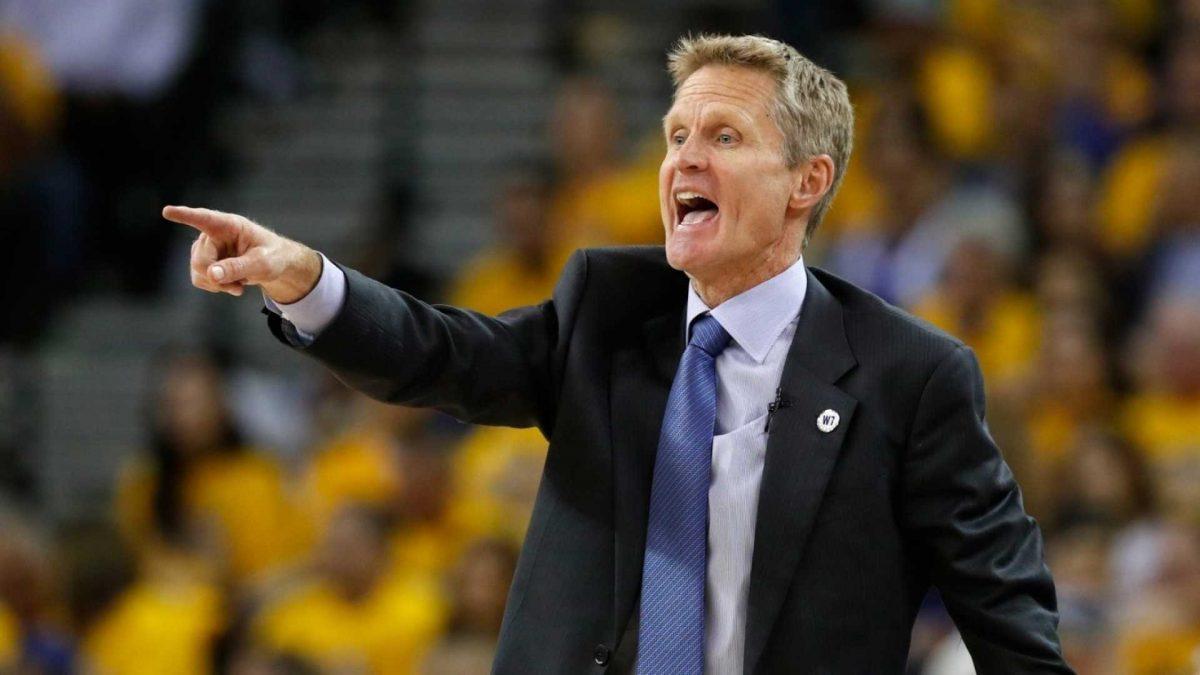 Coach Kerr