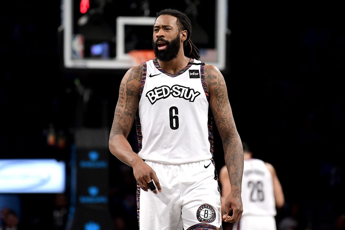 Jordan in azione coi Nets