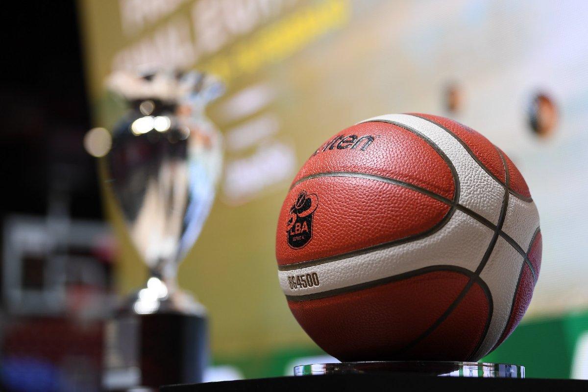 Il pallone ufficiale LegaBasket