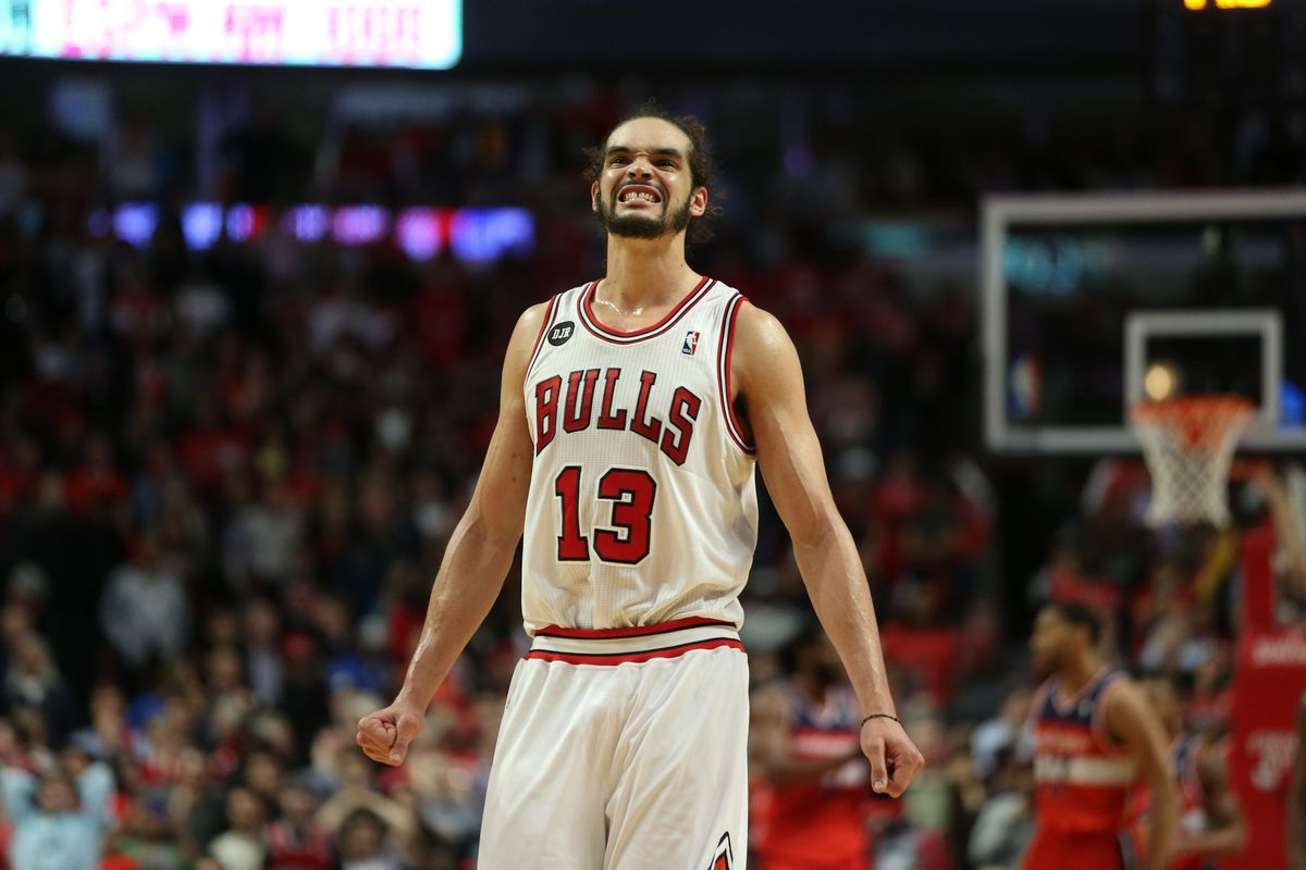 Noah in maglia Bulls