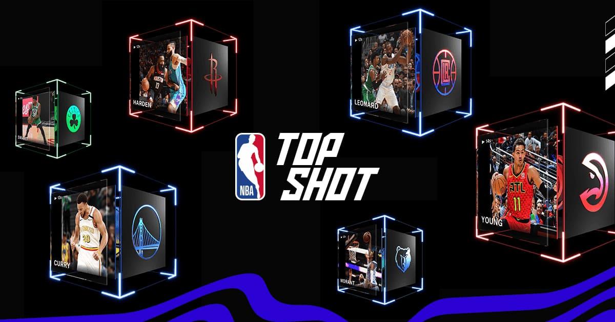 Le carte di NBA Top Shot