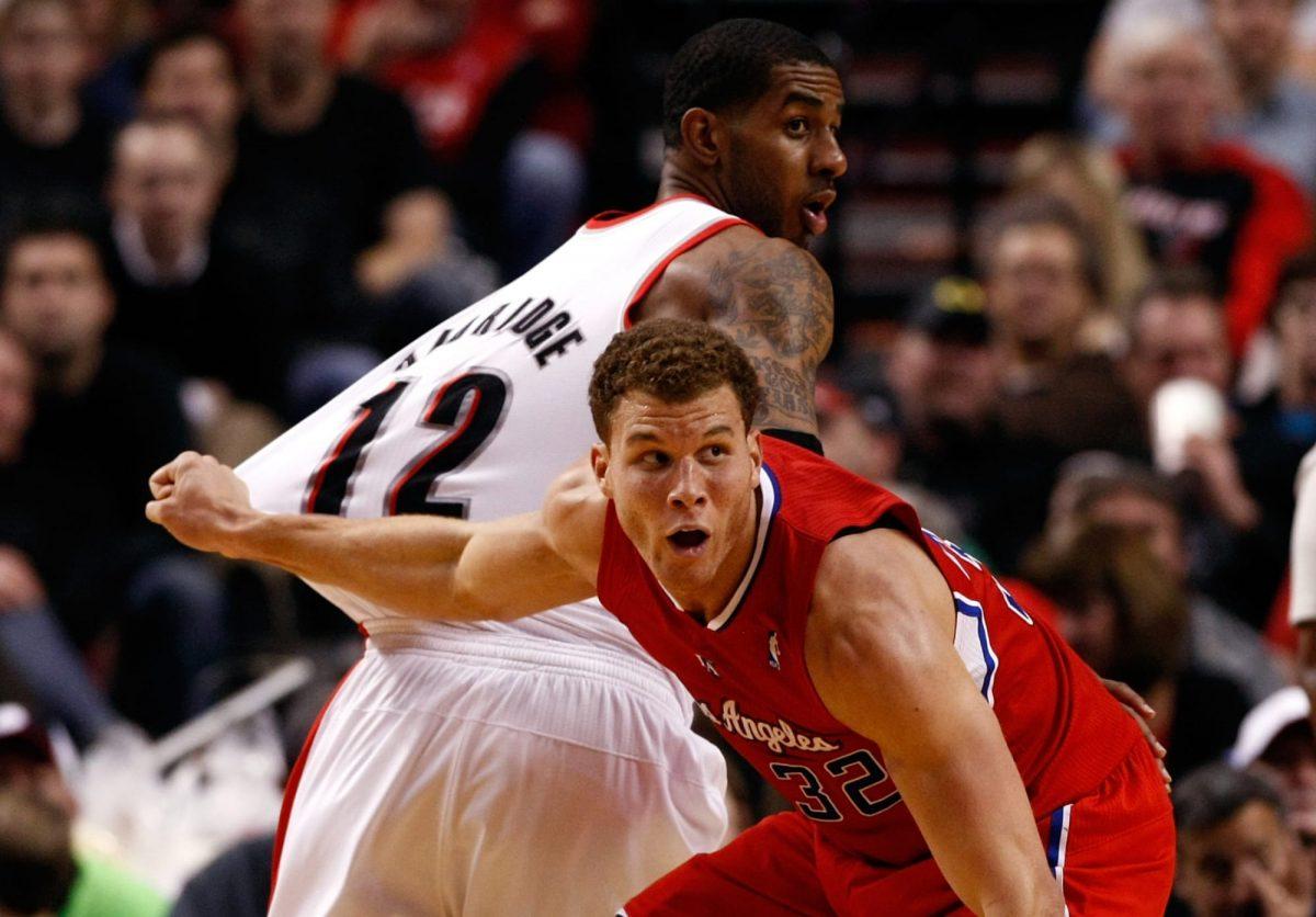 Blake Griffin contro Portland