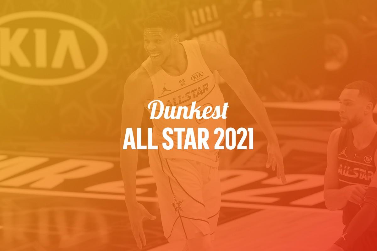 dunkest all star game 2021