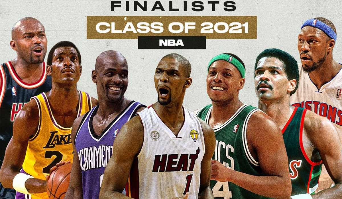 Hall of fame classe 2021