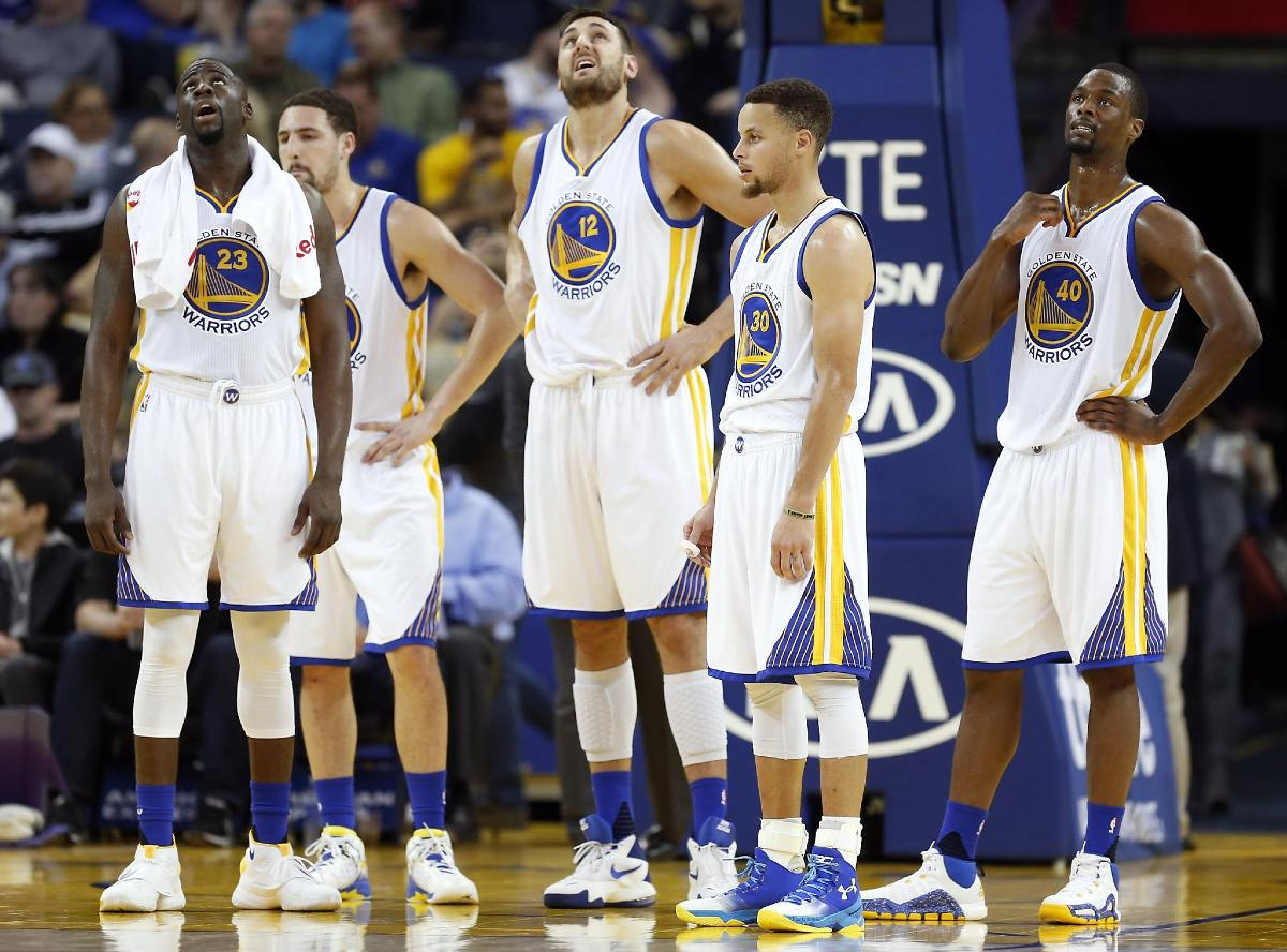 Golden State 2016