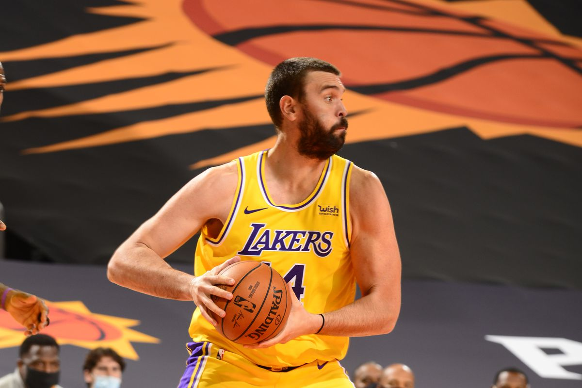 Marc Gasol ai Lakers