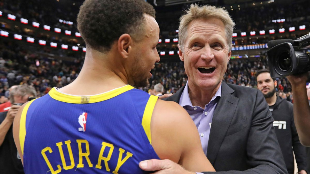 Curry e Kerr