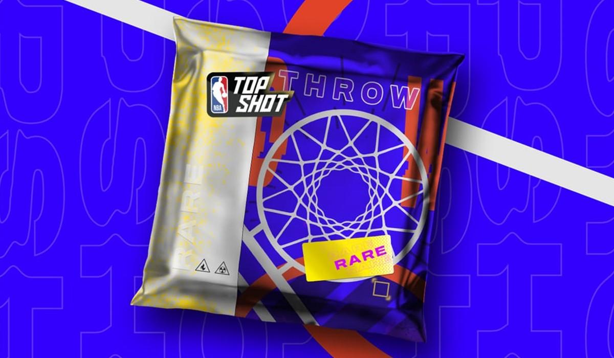 Throwdown Set NBA Top Shot