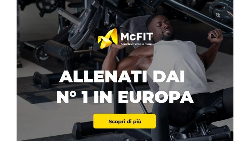 Banner McFit