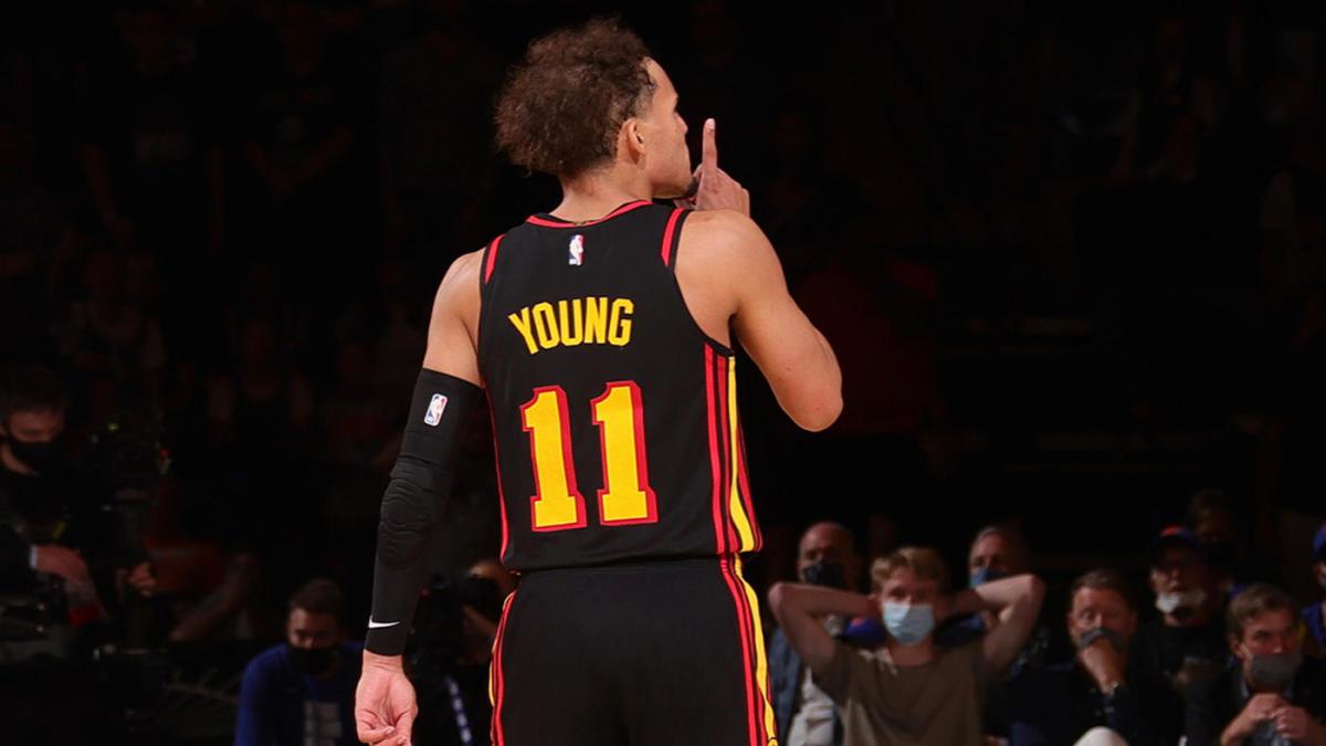 Trae Young zittisce i fan Knicks
