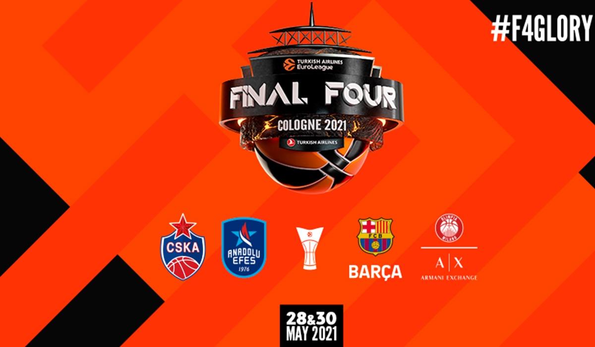 Eurolega Final Four 2021