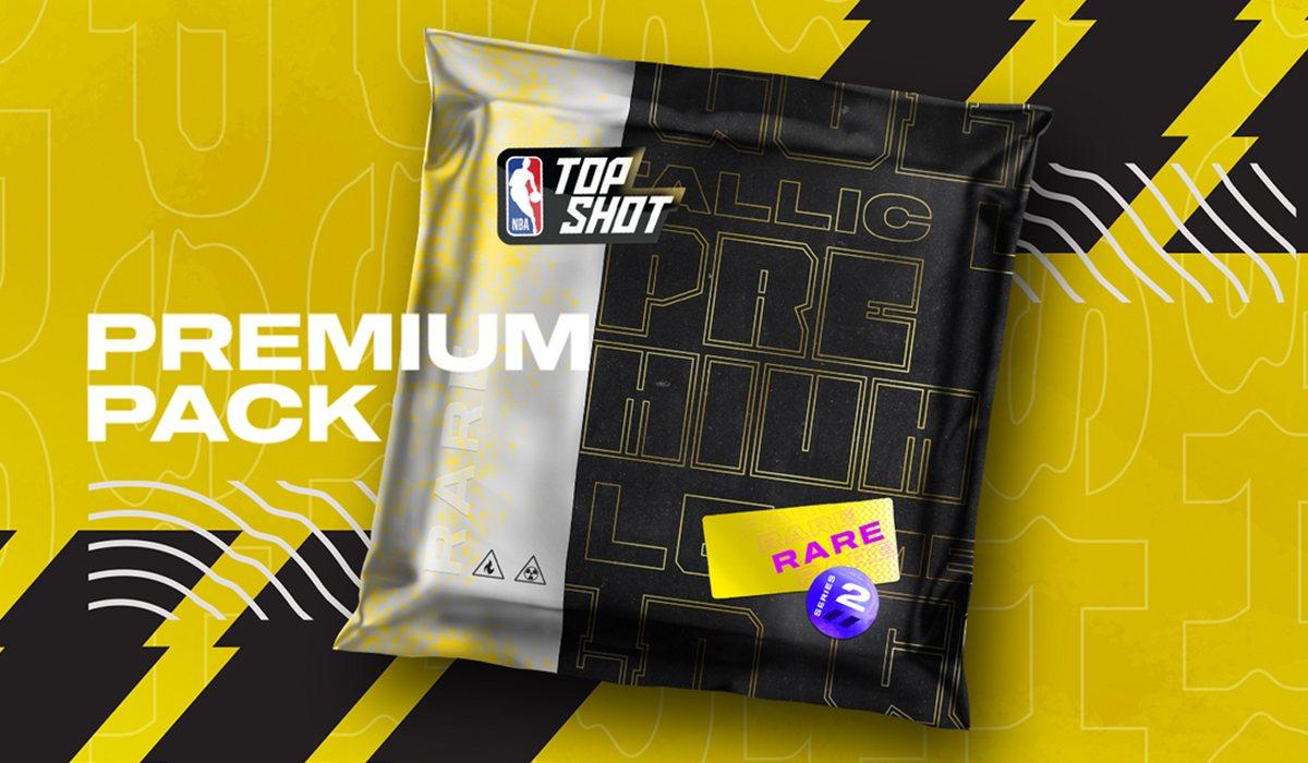 premium pack metallic godl