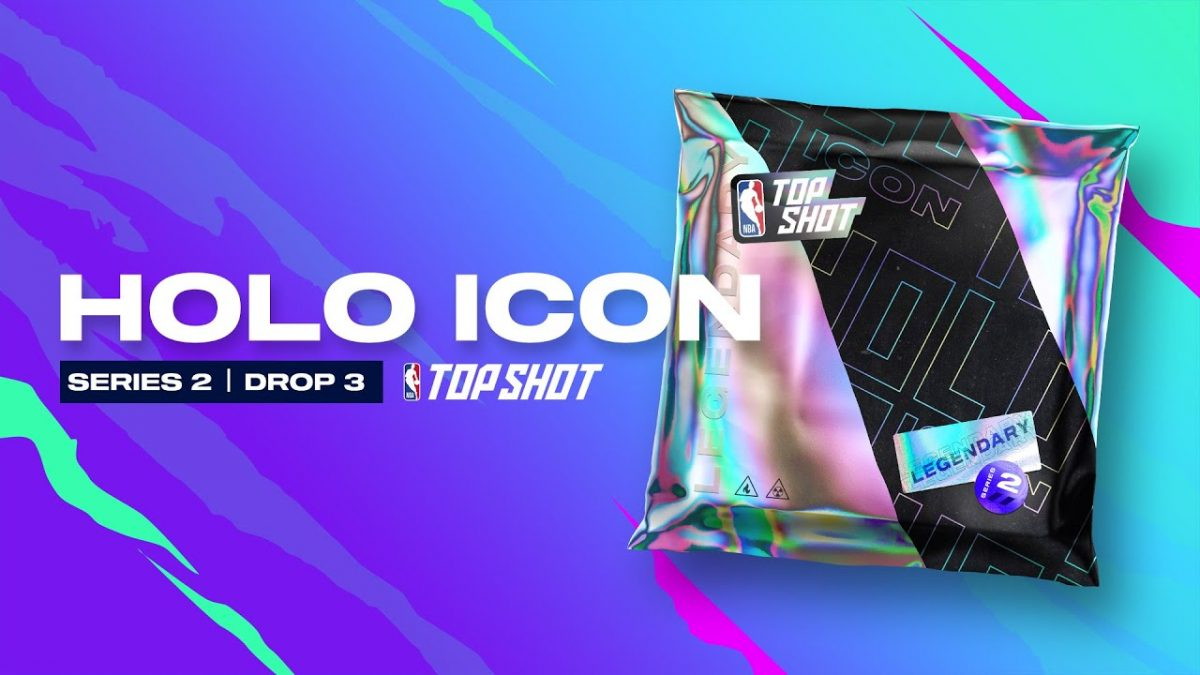Holo Icon Drop Pack