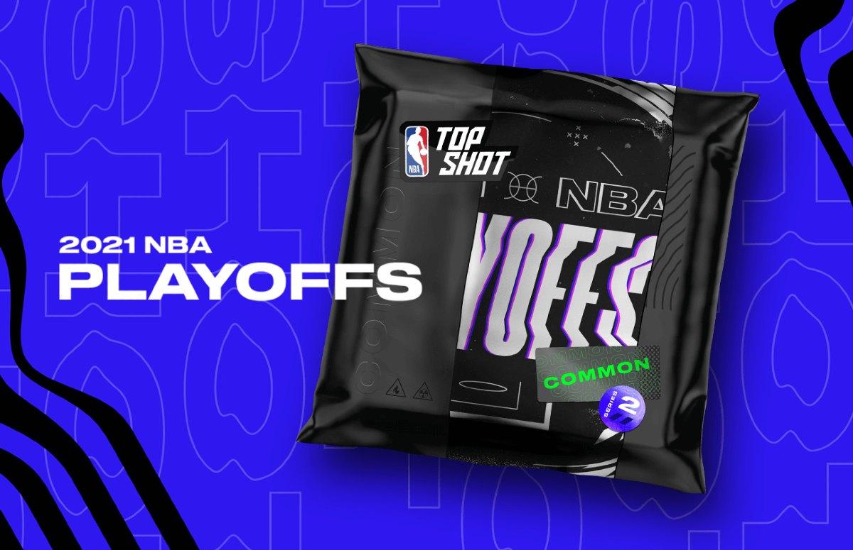 NBA Top Shot Drop Playoffs 2021