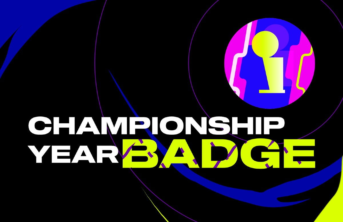 NBA Top Shot Championship Badge