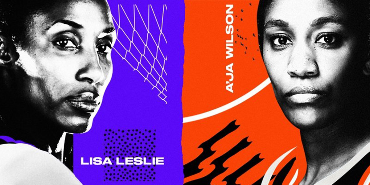 L'esordio della WNBA su NBA Top Shot