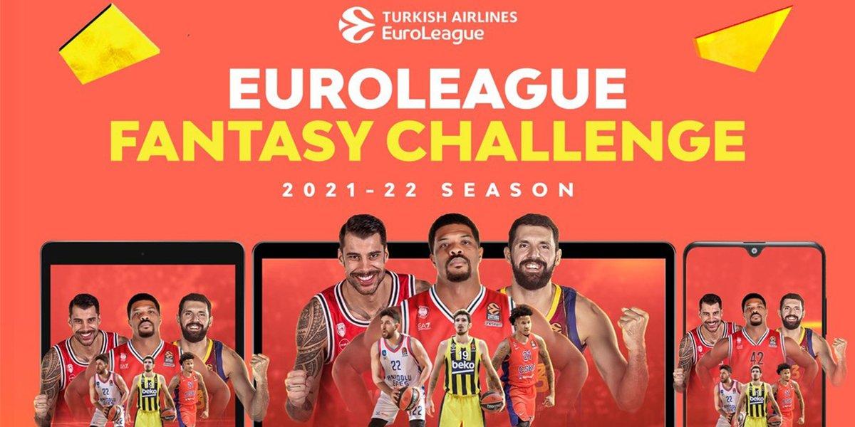 Dunkest il fantabasket ufficiale di Euroleague ed Eurocup